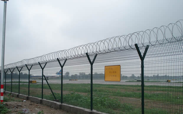 Airport Fence Dingzhou Orient Hardware Products Company